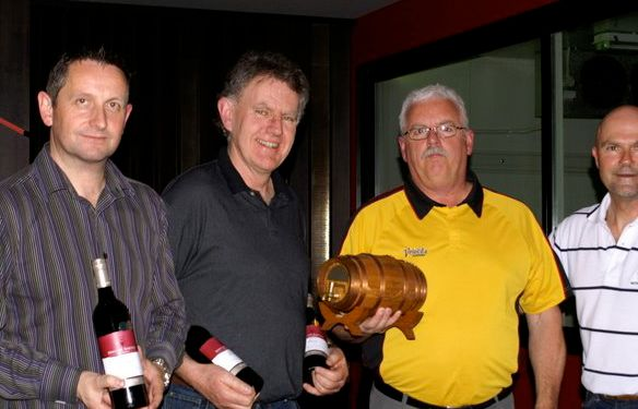 2011 Victoria Open Bonspiel winners