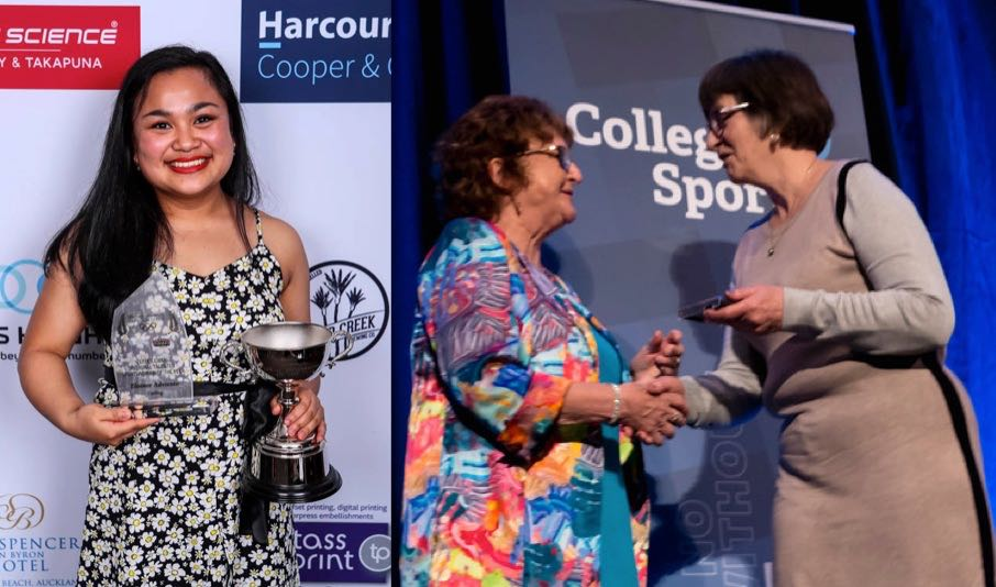 2016 Auckland sports awards