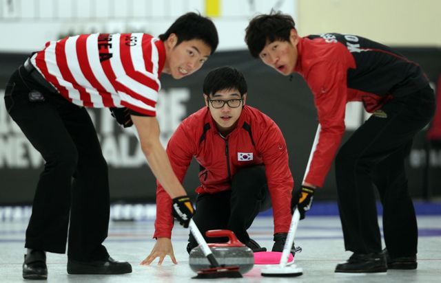 Korean Men in the final