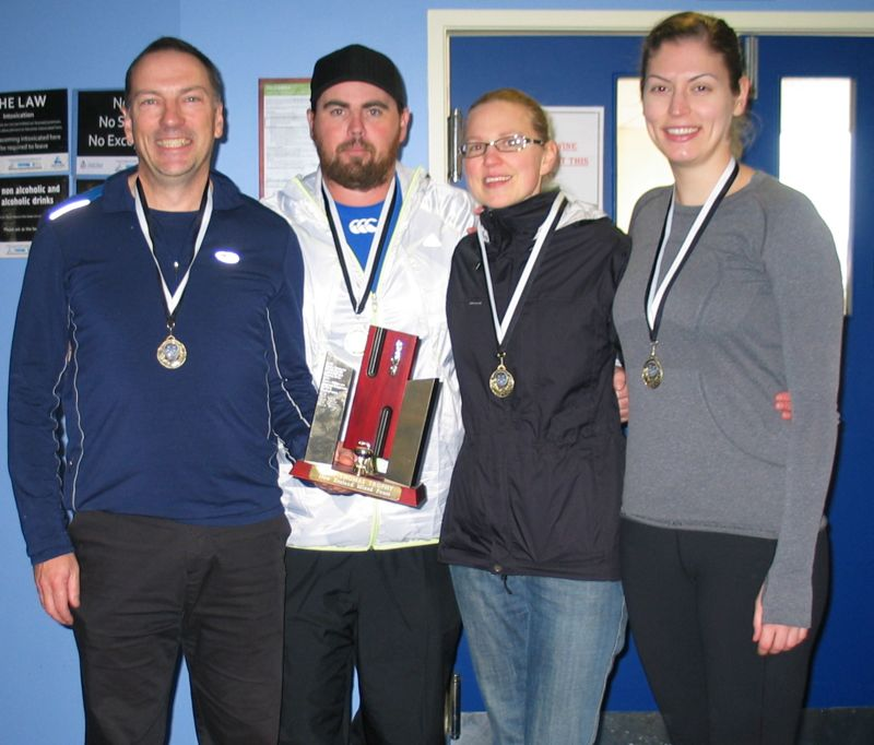 2013 NZ Mixed Fours winners