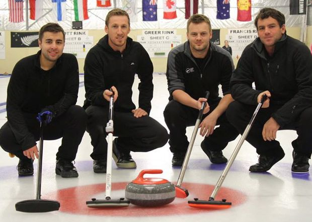2014 NZ Men's Curling Champions
