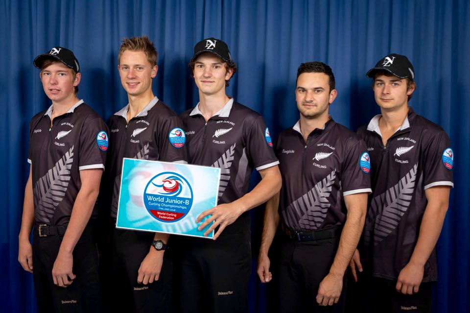 NZ Junior Men 2018