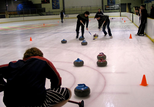 2008 Curlers with Altitude