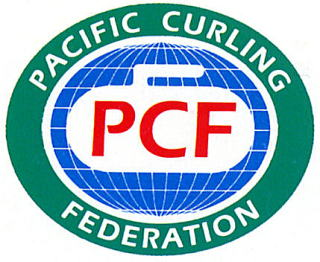 Pacific Curling Federation logo